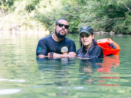 Júlia Machado – a nova integrante da equipe Rotas Verdes Brasil