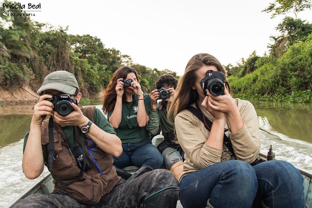 Curso de Formação de Expedicionparios - Foto: Priscila Beal