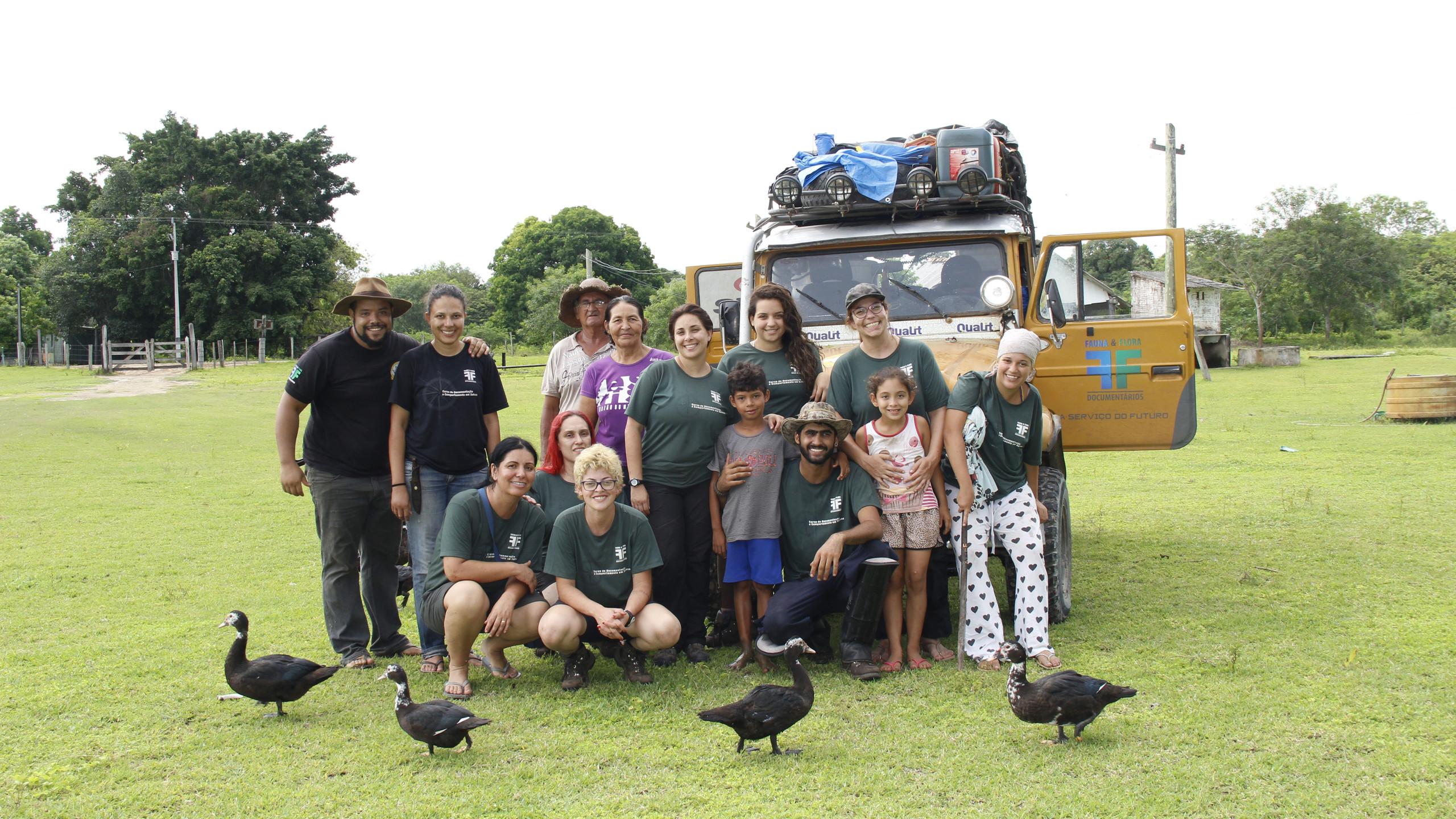 Ultimo dia no Pantanal