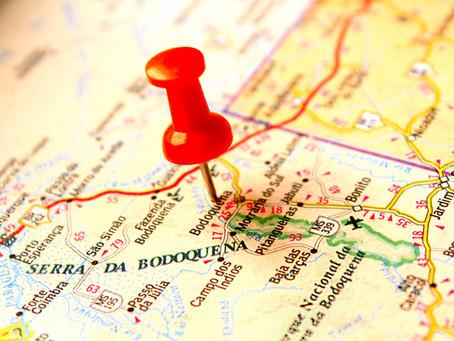 Na estrada para o Mato Grosso do Sul