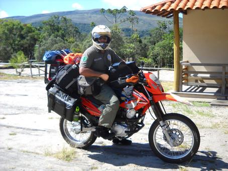 Uma Expedição de motocicleta pelo Brasil