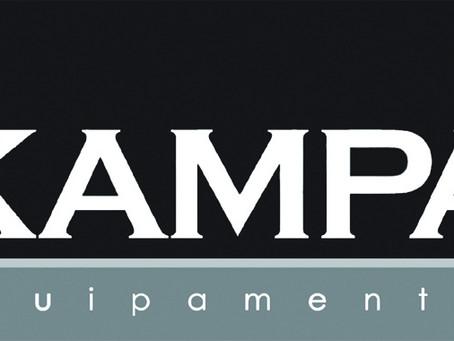 Nova parceria KAMPA - rede JOY