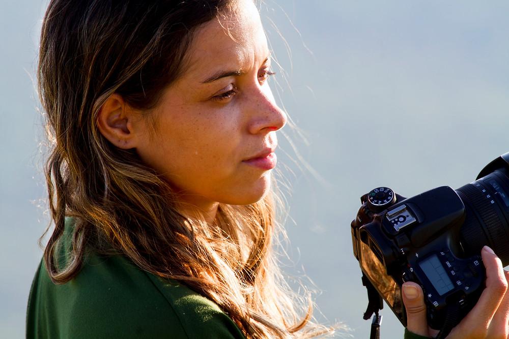 Erika Campos - Foto: Fernando Lara