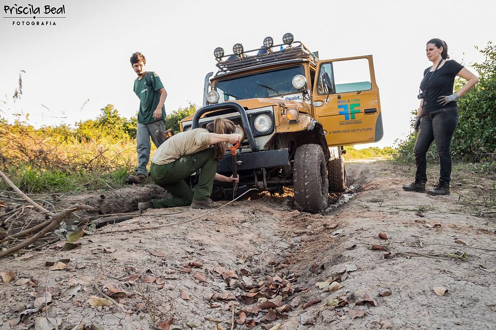 Expedição Amazônia por terra 4x4 - Foto: Priscila Beal
