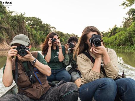 Expedição Pantanal Norte 2017