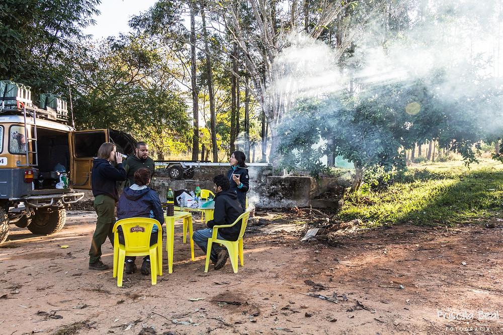 Curso de Formação de Expedicionários - Foto: Priscila Beal