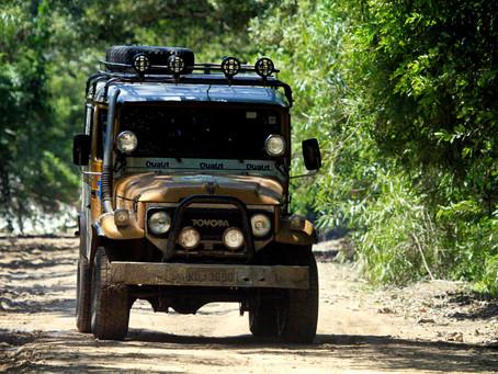 Nova Expedição: 15.000 km pelo Brasil e América do Sul