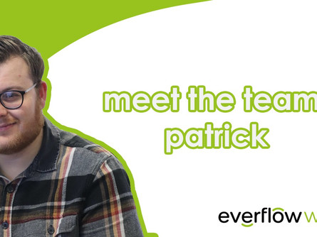 Meet the Team: Patrick