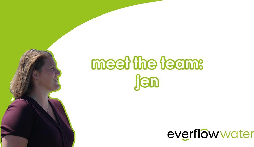 Meet the Team: Jen