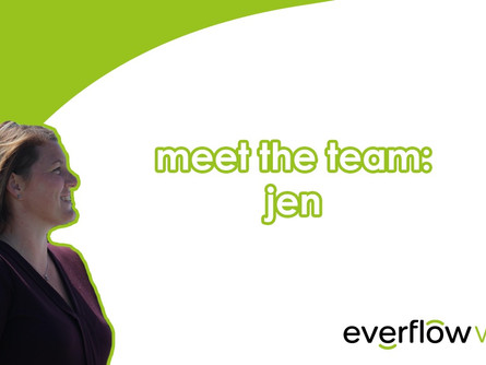 Meet the Team: Jen