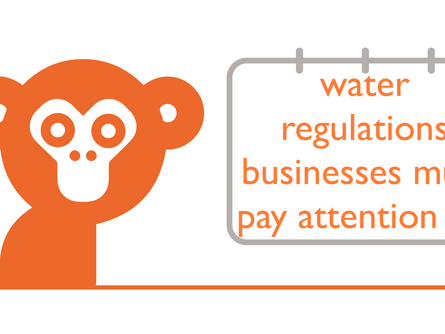 Top 5 water regulations for businesses