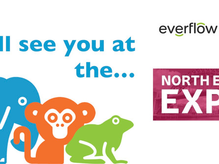 Everflow Water is exhibiting at the North East Expo!
