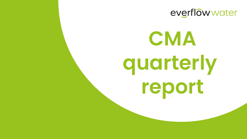 CMA Quarterly Report