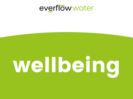 Wellbeing sessions launched at Everflow Water