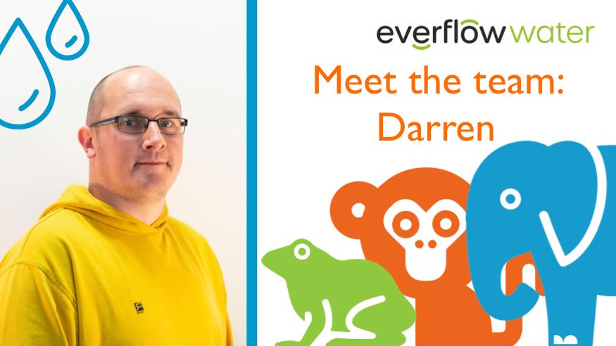 Meet the Team: Darren
