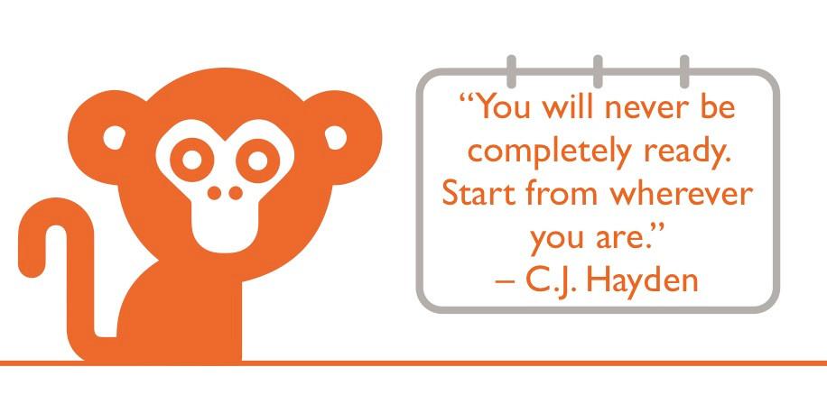 CJ Hayden quote