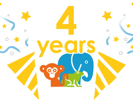 Everflow Water turns four!