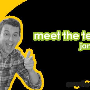 Meet the Team: James