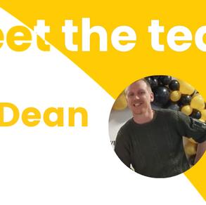 Meet the team: Dean