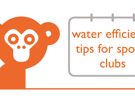 Top water efficiency tips to save your sports club money