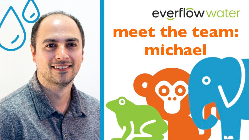 Meet the Team: Michael