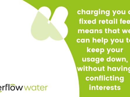 Fixed retail fees: why we charge the way we do
