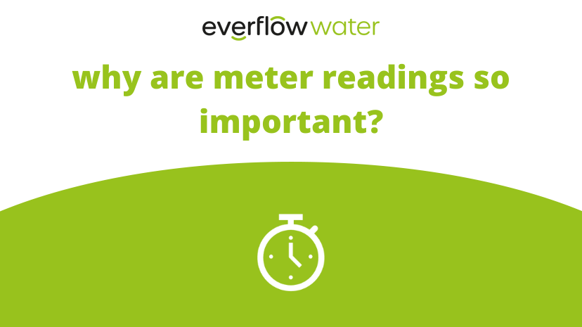 Why are meter readings so important? - Everflow Water