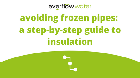Avoiding frozen pipes: a step-by-step guide to insulation
