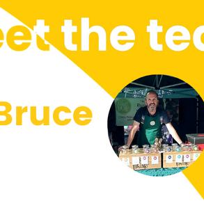 Meet the team: Bruce