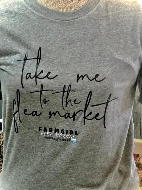 Farmgirl Flea Market Tee