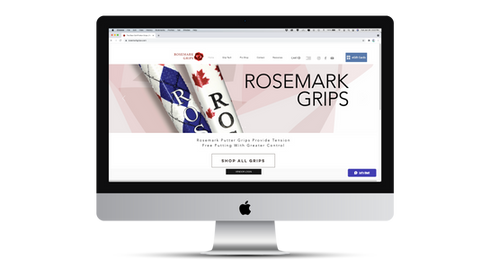 Rosemark Grips Website