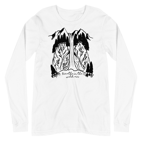 Wild Air Long Sleeve Tee