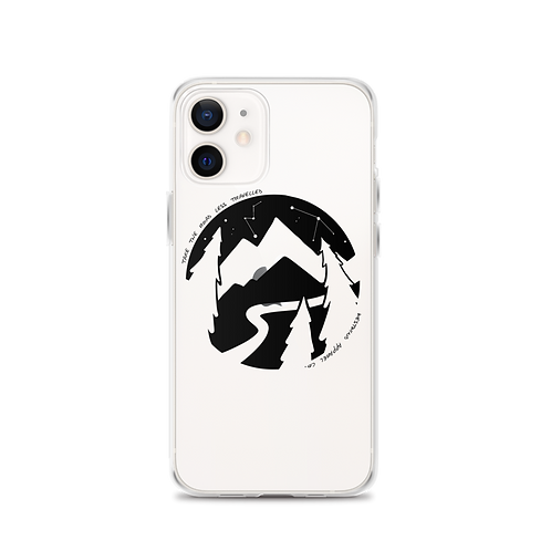 Road Less Travelled iPhone Case