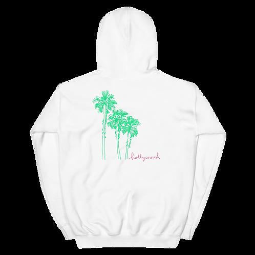 Hollywood Palm Hoodie