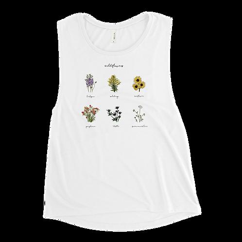 Wildflowers Ladies' Tank
