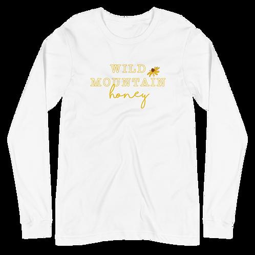 Wild Mountain Honey Long Sleeve Tee