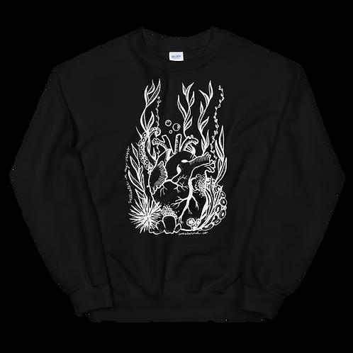 Saltwater Heart Sweatshirt