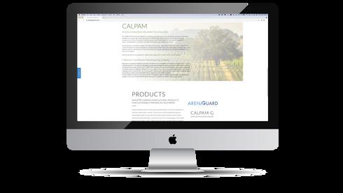CalPam Website