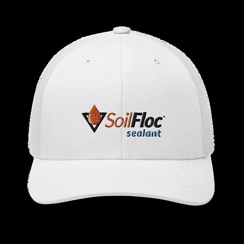 SoilFloc Embroidered Trucker Cap