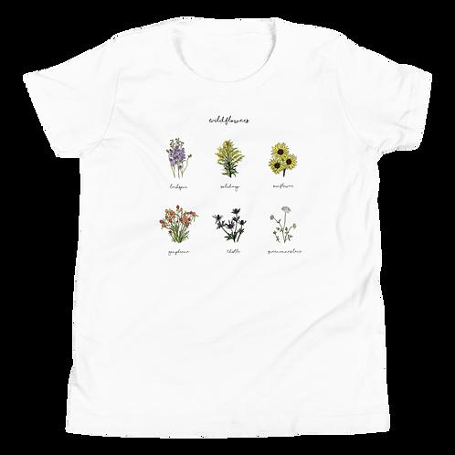 Kids Wildflowers Tee