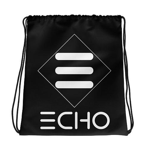 Echo Youth Drawstring Bag