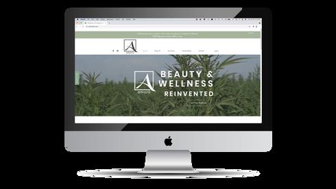 Amaro CBD Website