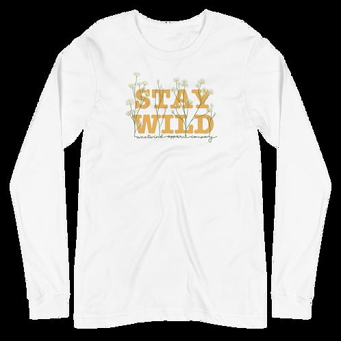 Stay Wild Long Sleeve Tee