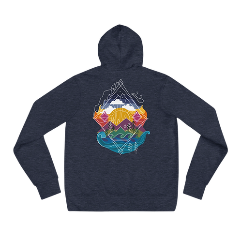 Connected by Nature Hoodie