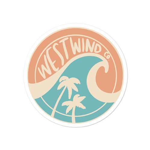 Westwind Apparel Co. Sticker