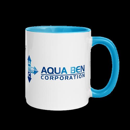 Aqua Ben Color Splash Mug