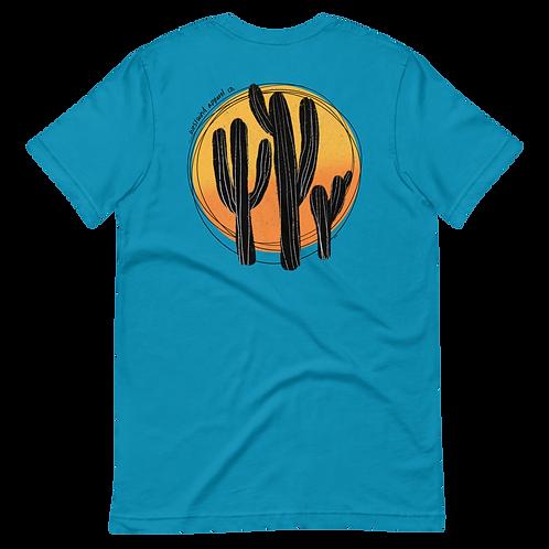 Cactus Sunset Tee
