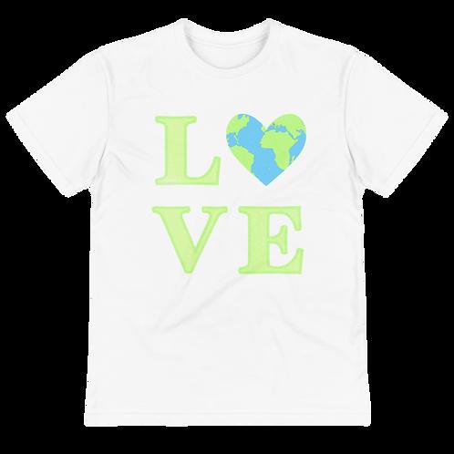 Love Earth Eco Tee