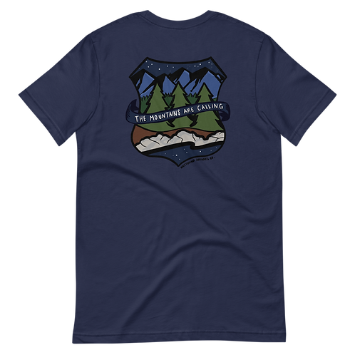 Mountains Calling Tee