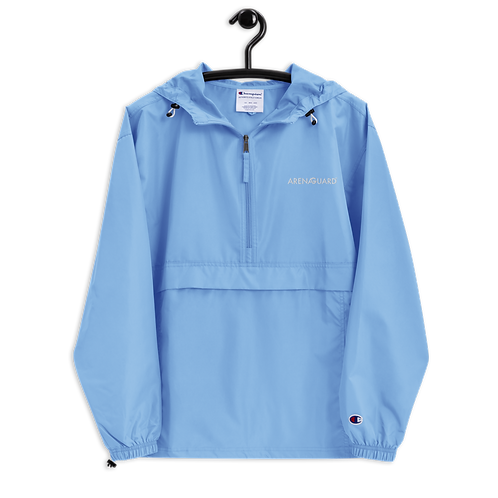 ArenaGuard Embroidered Champion Packable Jacket - Unisex